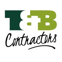 T&B contractors logo